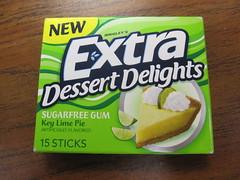 Extra Key Lime Gum