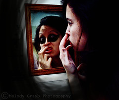 B is for Body dysmorphic disorder