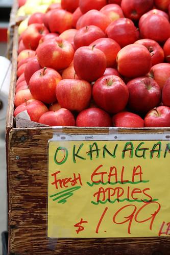 Okanagan Apples