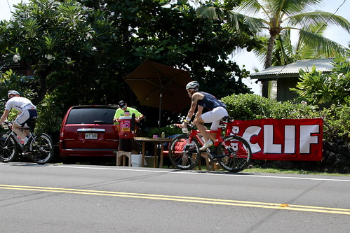 Ironman Kona TEAM CLIF 6