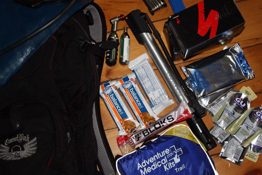 Mountain Bike Trail Provisions