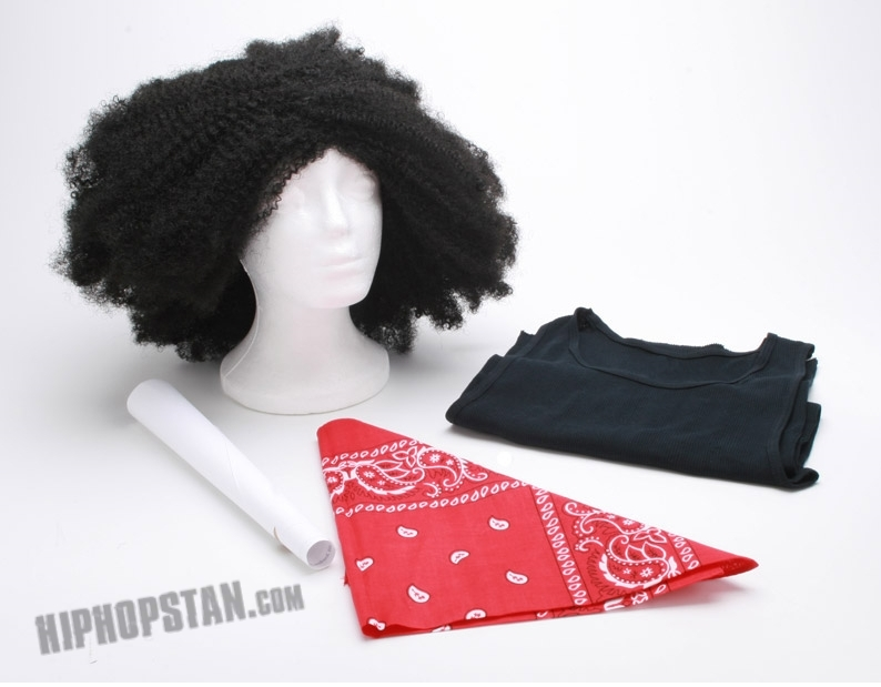 Antoine Dodson 'Bed Intruder' 2010 Halloween Costume Available!
