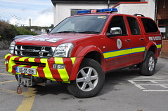 Clare County Fire & Rescue CE 13J1 Isuzu D-Max CFRS L4V 05CE509 (Shane Casey CK25) Tags: county rescue fire clare isuzu ennistymon dmax l4v cfrs 05ce509