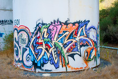 Osker (everydaydude) Tags: california graffiti hcm osker