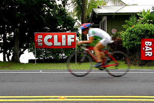TEAM CLIF BAR at Kona 7