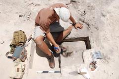 Konrad Antczak (Class of 2012) (Rollins College) Tags: archaeology students tars rollinscollege latortugaisland