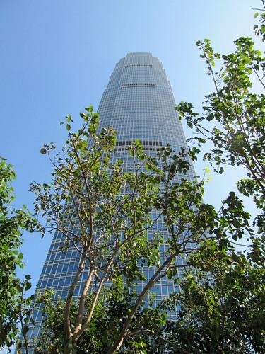 IFC Two Tower Hong Kong
