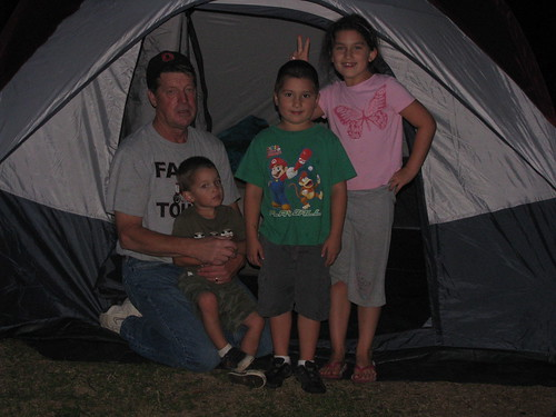 Kid's Camping Trips