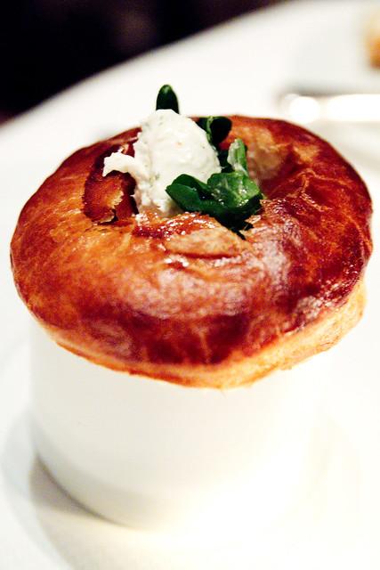 Veg Course 5: Mushroom Pot Pie