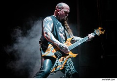 Kerry King of Slayer.