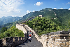 The Great Wall of China (Mutianyu), Beijing (D200-PAUL) Tags: china beijing greatwall mutianyu northernqidynasty