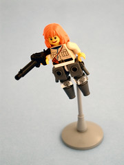 Strike Witch (Mechanekton) Tags: anime panties airplane lego minifig mechamusume brickarms strikewitches strikerunit