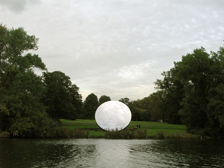 Anish Kapoor, Sky Mirror 2006