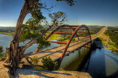 Pennybacker Bridge - Austin, TX (J.R.Photography) Tags: bridge canon austin texas tx 360 7d hdr pennybacker 1755mm