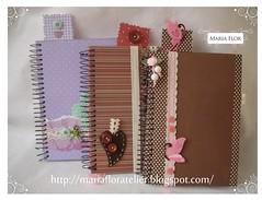 Cadernos dia do professor (mariafloratelier2) Tags:
