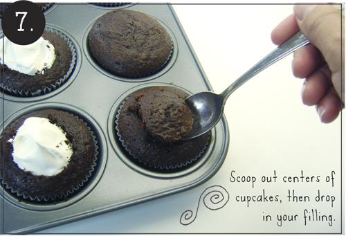 Step 7: Joy Cupcake