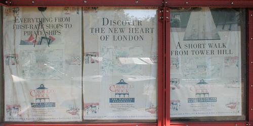 Original optimistic posters