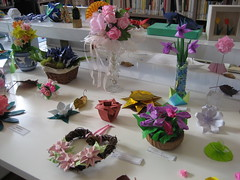 Fiori (Origami Tradate) Tags: mostra origami varese lonate ceppino