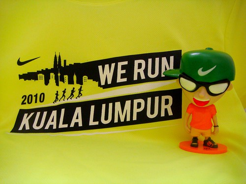 Nike City 10K KL Run 2010 @ Song About Jen