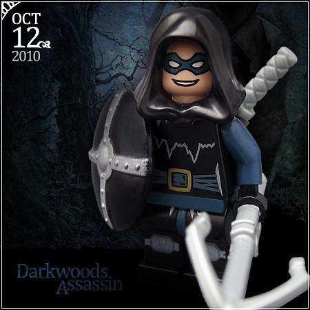 October 12 - Darkwoods Assassin