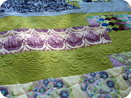 Parisville Quilt (sneak peek)