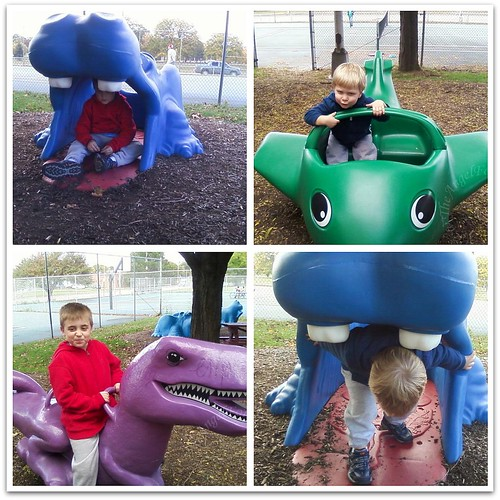 Hippo, Airplanes & T-Rex Oh My!
