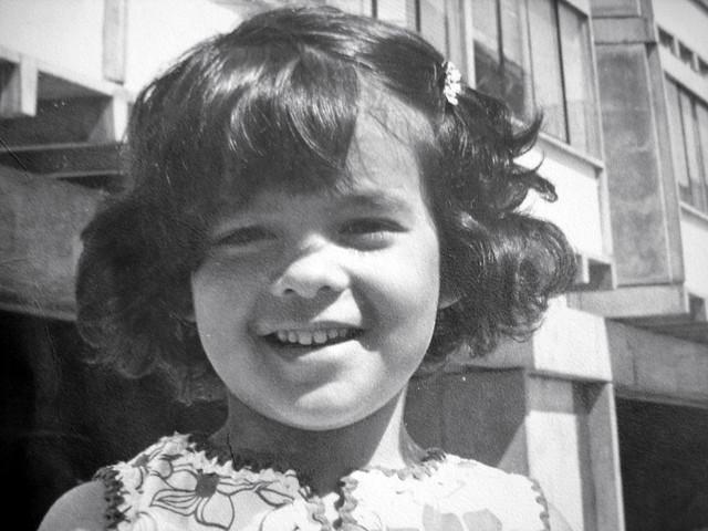 Heleninha circa 1976