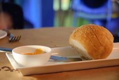 town bread