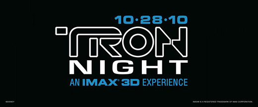 Tron: Legacy Night at SM Cebu Imax Theater