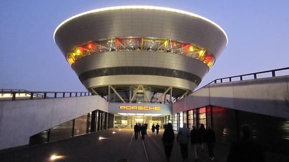 Porsche Factory Liepzig