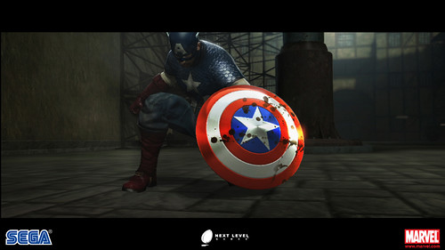 Captain America: Super Soldier Announcement