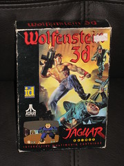 Wolfenstein 3d for Atari jaguar (Used) (OpTILLmus) Tags: new game video 3d arcade games atari system 64 jaguar interactive brand console bit multimedia wolfenstein