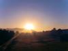 Sunrise during Camino de Santiago :) Kolejny świt na Camino:) (raphic :)) Tags: sky sun saint way dawn spain camino jacob compostela rays droga espania słońce jakub niebo hiszpania caminodesantiagodecompostella promienie świt świety