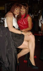 Some Fun with Holli (Elizabeth Heatherton) Tags: drag tv cd crossdressing transvestite dragqueen transgendered crossdresser