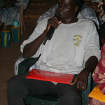 Day one of a citizens' jury in Mali 02 by