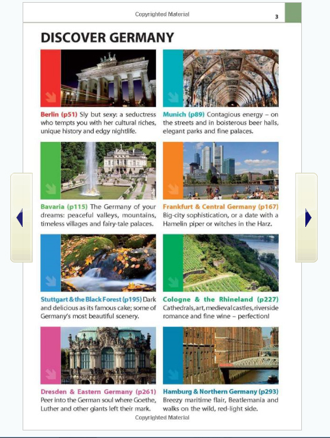 Discover Guide Germany - Lonely Planet