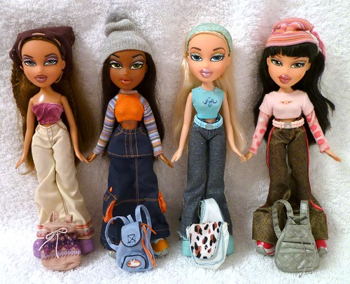 flickriver photoset bratz first edition by migglemuggle