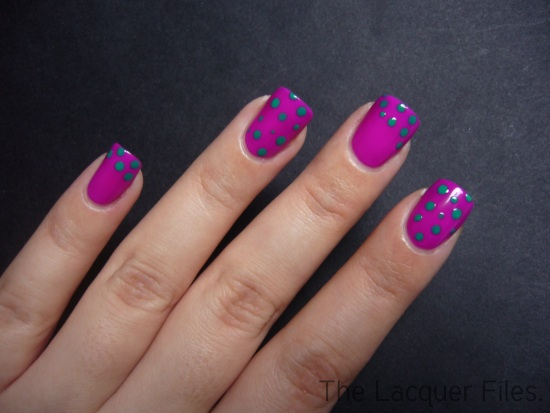 Nail Art Tutorial - DIY Leopard