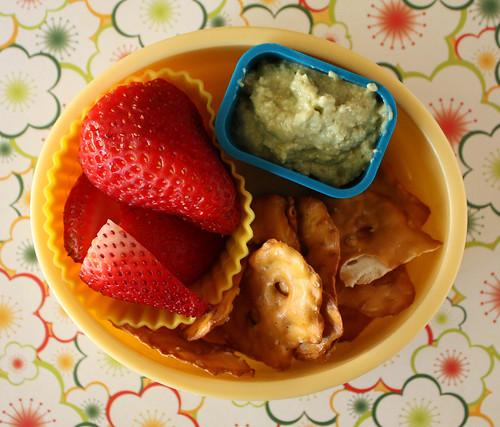 First Grade Snack #144: October 15, 2010