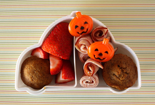 First Grade Bento #370: October 15, 2010
