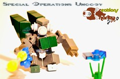 Special Operations Unggoy | Kit (Vengeance of Lego) Tags: 2 3 1 lego d 5 4 halo special operations p reach campaign grunt multiplayer odst unggoy creationsforcharity2010