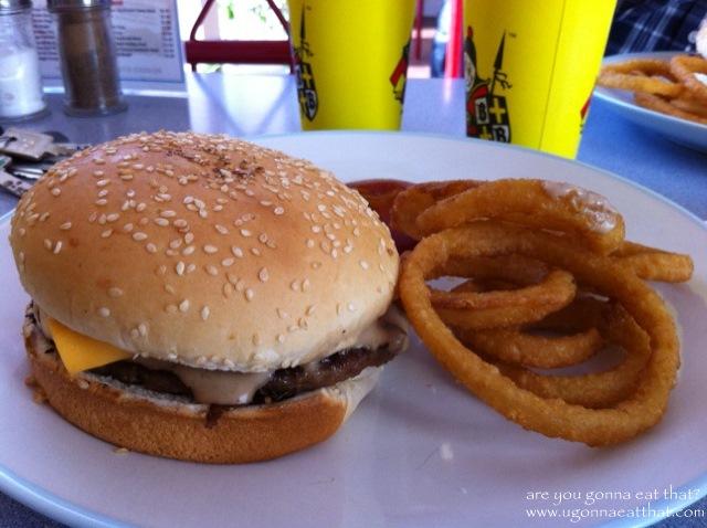 Burger Baron, Red Deer