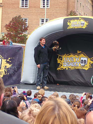 CBBC Live 'n' Deadly Roadshow - Steve Backshall 'n' guest