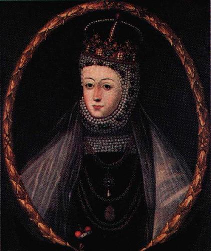 Barbara Radziwillowna. Барбара Радзівіл