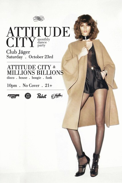 Attitude City Monthly Party