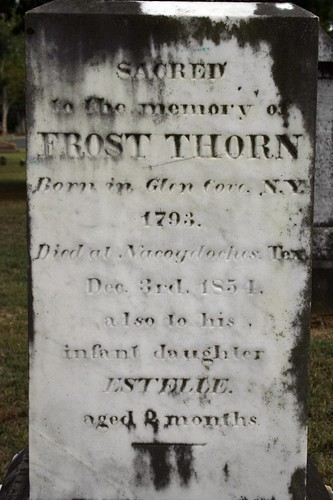 frost thorn