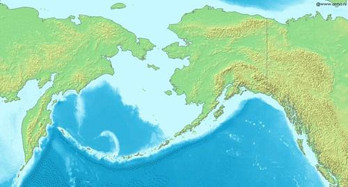 Estrecho de Bering