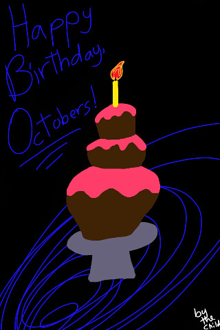 Happy Birthday Octobers