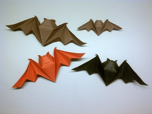 Happy Good-Luck Bat