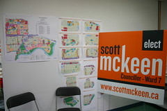 Scott McKEen Campaign Office